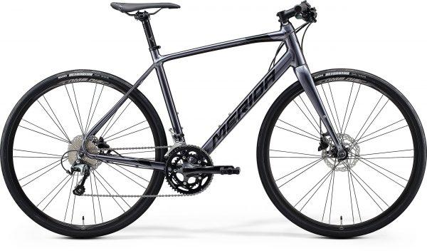 Велосипед 28″ Merida SPEEDER 300 Anthracite (Black) 2020