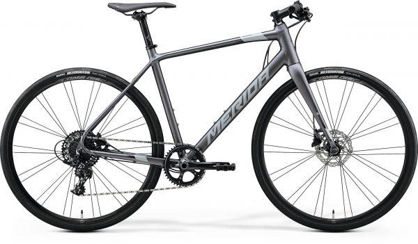 Велосипед 28″ Merida SPEEDER LIMITED Matt Anthracite (Glossy Silver/Black) 2020