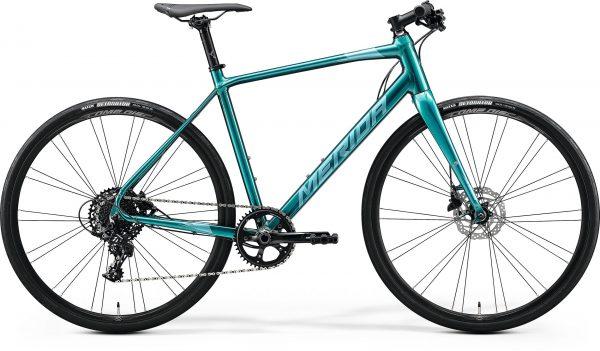Велосипед 28″ Merida SPEEDER LIMITED Glossy Green-Blue (Teal) 2020
