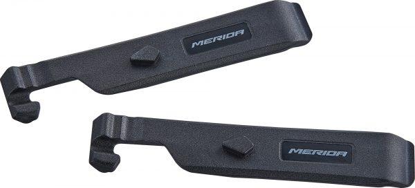 Бортировочные лопатки Merida Tool/Set of 2 Tire Lever Black