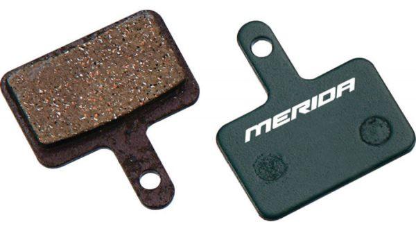 Тормозная колодка Merida Disc E10.11 Black