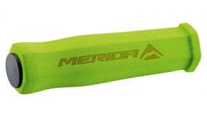 Грипсы из вспененного материала высокой плотности MERIDA Green