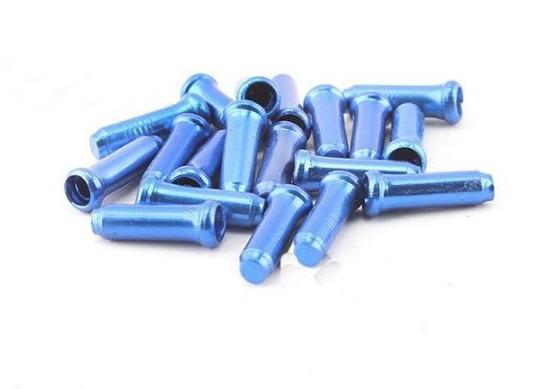 Кабельные наконечники на трос Merida Cable Tips Brake & Shift Blue