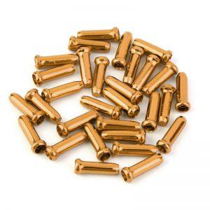 Кабельные наконечники на трос Merida Cable Tips Brake & Shift Gold
