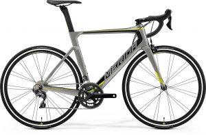Велосипед 28″ Merida REACTO 5000 Matt Met Grey (Black/Green)