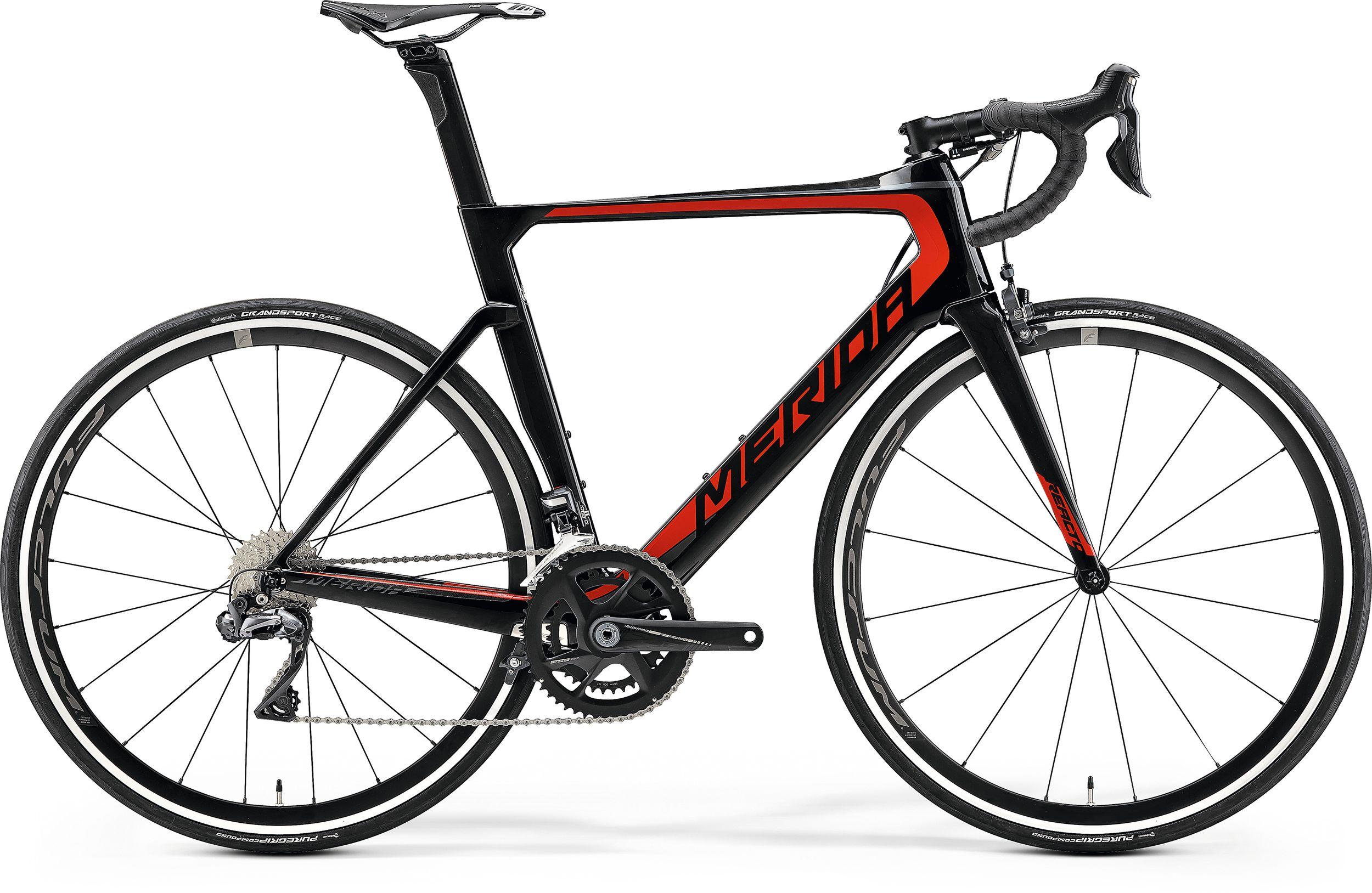 Велосипед Merida REACTO 7000-E