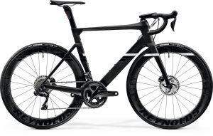 Велосипед 28″ Merida Reacto Disc LTD Matt/Shiny Black (White) 2020
