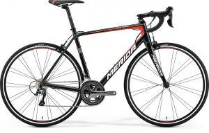 Велосипед 28″ Merida SCULTURA 300 Black (Team Replica)