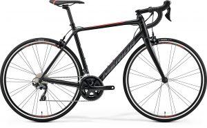 Велосипед 28″ Merida SCULTURA 500 Silk BLACK (Red)