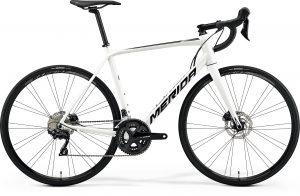 Велосипед 28″ Merida SCULTURA Disc 400 White (Black)
