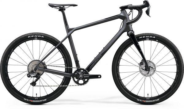 Велосипед 27,5″ Merida Silex+ 8000-E Matt Anthracite (Glossy Black)