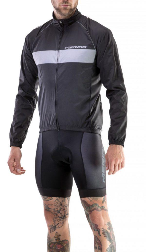 Велокуртка Merida Jacket Nizza luxury Grey