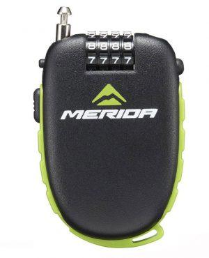 Велозамок противоугонный Merida Retractable Cable Lock