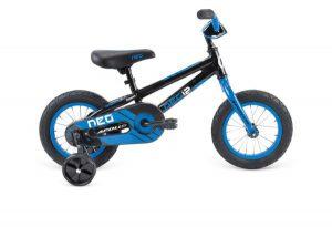 Велосипед 12″ Apollo Neo Boys Gloss Charcoal / Gloss Blue