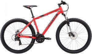 Велосипед 27,5″ Apollo ASPIRE 20 matte Red / Black / Dark Red 2019