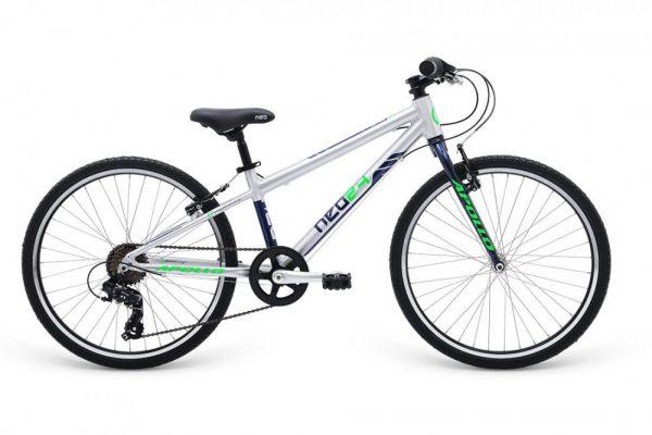 Велосипед 24″ Apollo Neo 7s boys 2020 Green