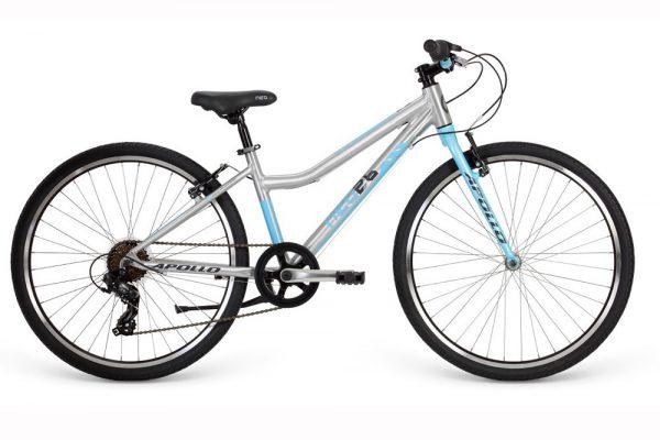 Велосипед 26″ Apollo Neo 7s Girls 2020 Gray