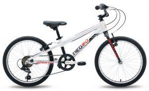 Велосипед 20″ Apollo Neo 6s boys Black/Red