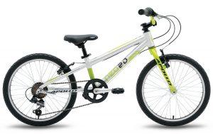 Велосипед 20″ Apollo Neo 6s boys Lime/Black