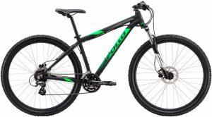 Велосипед 29″ Apollo XPERT 20 matte Black/Green/Charcoal 2019