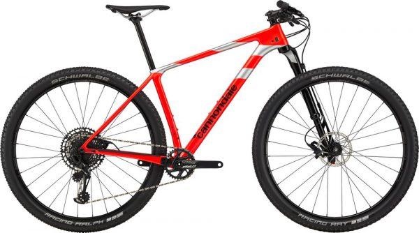 Велосипед 29″ Cannondale F-SI Carbon 3 2020