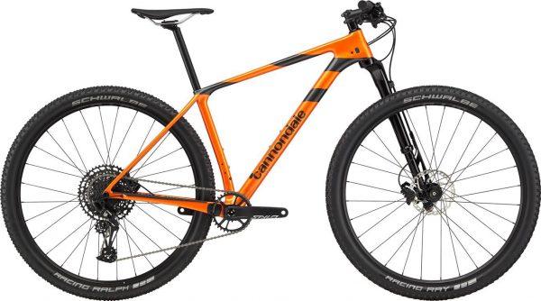 Велосипед 29″ Cannondale F-SI Carbon 4 M Orange 2020