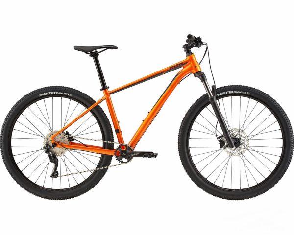Велосипед 27,5″ Cannondale TRAIL 4 Orange 2020