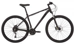 Велосипед 29″ Pride Marvel 9.3 Black 2020