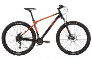 Велосипед 29″ Pride Rebel 9.1 Black-orange 2020