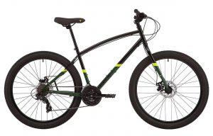 Велосипед 27,5″ Pride Rocksteady 7.1 Black/green 2020