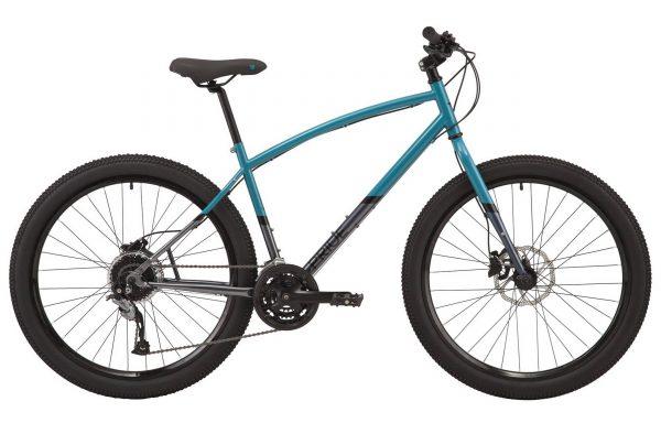 Велосипед 27,5″ Pride Rocksteady 7.2 Biryuzovyy 2020