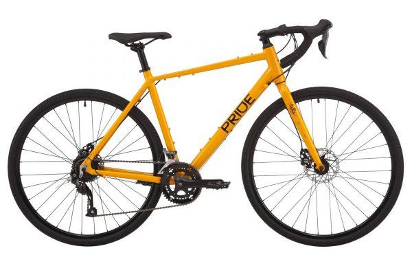 Велосипед 28″ Pride Rocx 8.1 Orange/black 2020