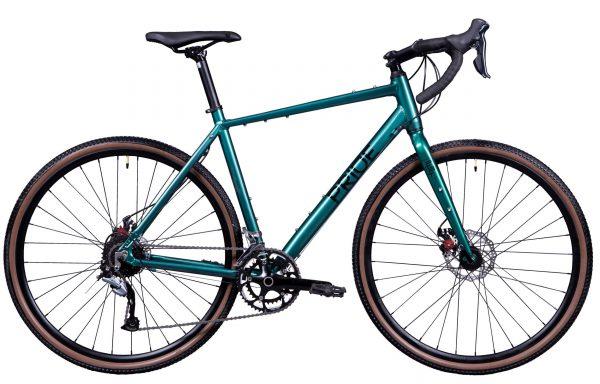 Велосипед 28″ Pride Rocx 8.2 Green-black 2020