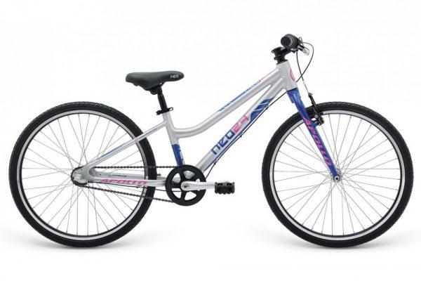 Велосипед 24″ Apollo Neo 3i girls 2020 Violet
