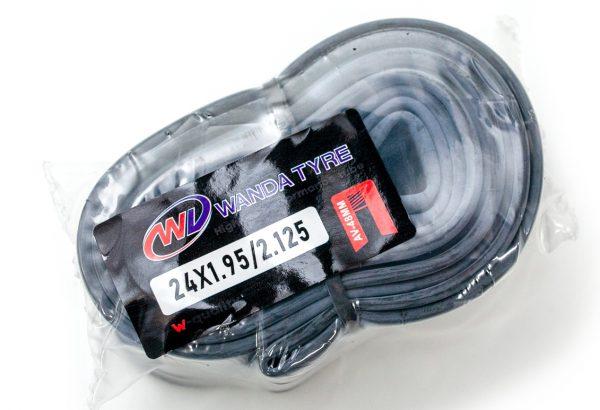 Камера Wanda 24×1.95/2.125 a/v 48 мм бут.