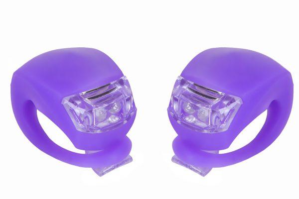 Мигалка BC-RL8001 2 шт Violet