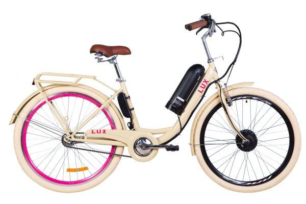 Велосипед 26″ Dorozhnik LUX Beige