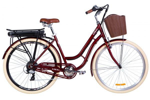 Велосипед 28″ Dorozhnik Coral Ruby
