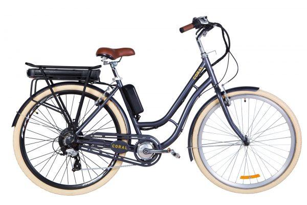 Велосипед 28″ Dorozhnik Coral Grey