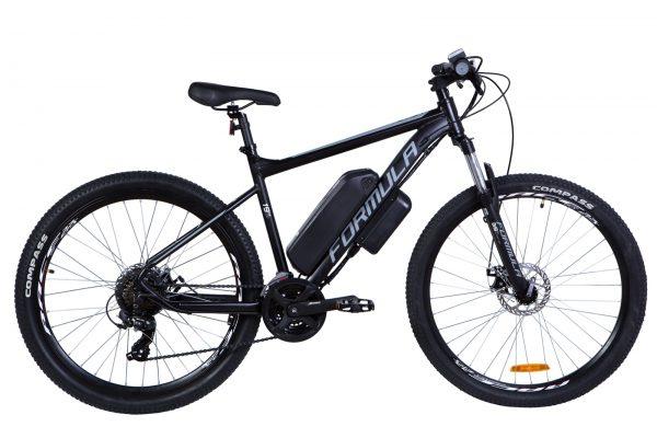 Велосипед 29″ Formula F-1 500Вт, 14 Ач Black-white