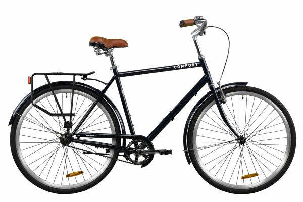 Велосипед 28″ Dorozhnik Comfort Male Blue