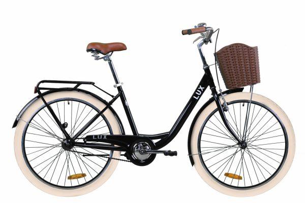 Велосипед 26″ Dorozhnik LUX Black