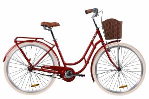 Велосипед ST 28″ Dorozhnik Retro Red