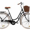 Велосипед ST 28″ Dorozhnik Retro Black