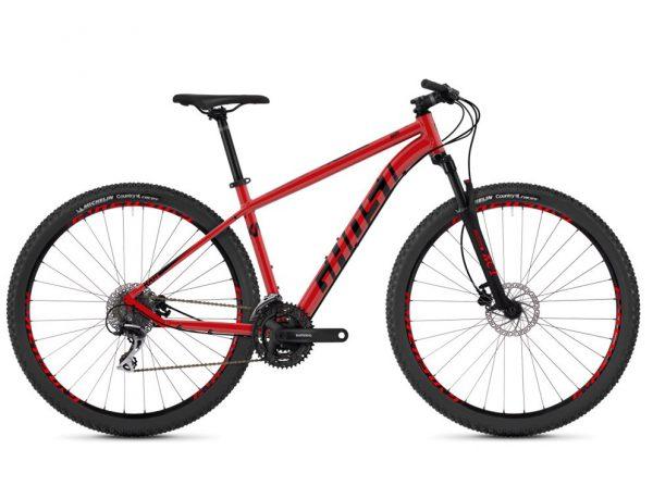 Велосипед 29″ Ghost Kato 2.9 Red-black