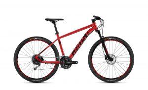 Велосипед 27,5″ Ghost Kato 4.7 Red-black