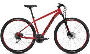 Велосипед 29″ Ghost Kato 4.9 Red-black