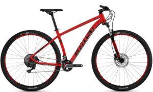 Велосипед 29″ Ghost Kato 7.9 Red-black