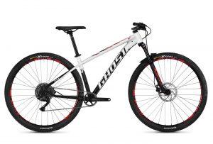 Велосипед 29″ Ghost Kato X 4.9 White-black-red