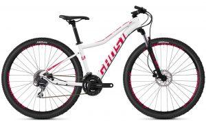 Велосипед 29″ Ghost Lanao 2.9 AL W White pink